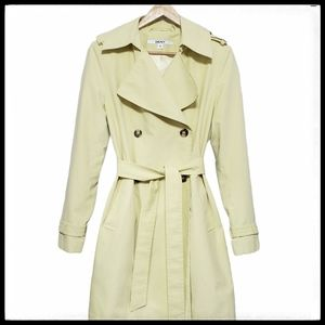 ⭐SALE⭐ DKNY Double Breasted Trench Coat